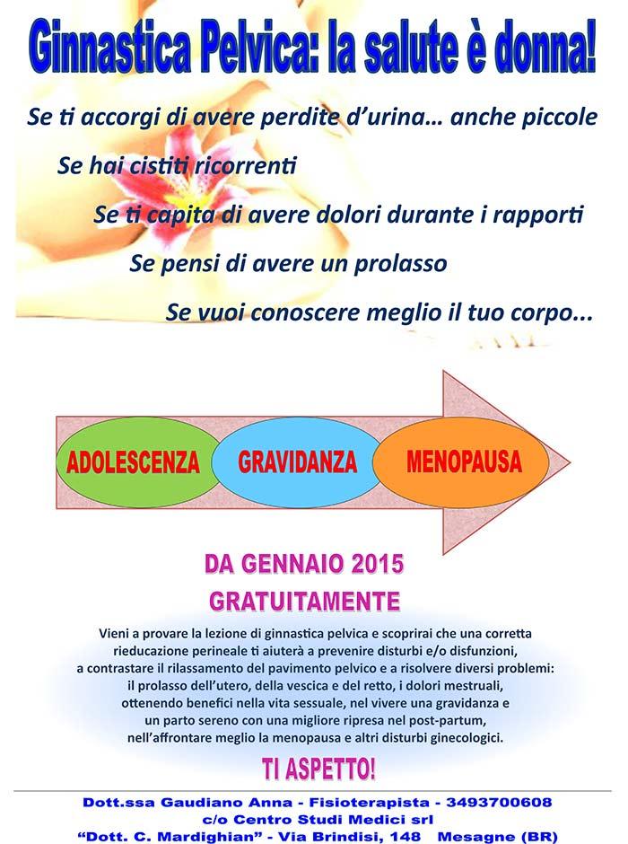 Ginnastica Pelvica La Salute E Donna