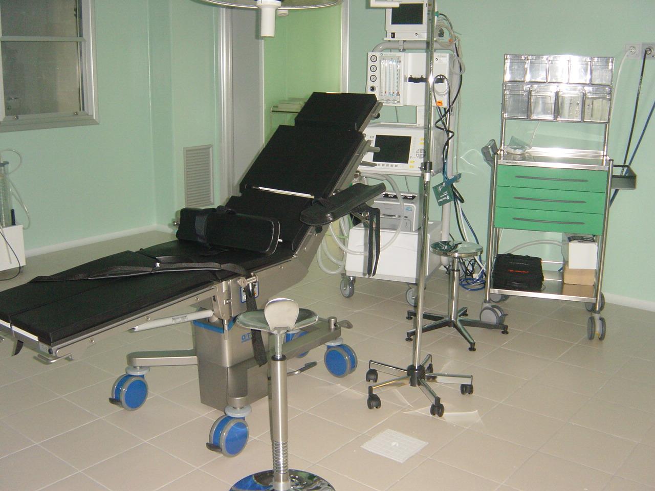 Krasnoyarsk al centro di chirurgia caldamente vascolare